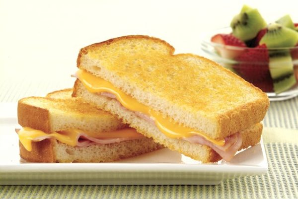 kids cheese toastie humble bumble cafe
